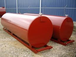 Gasoline Skid Tanks